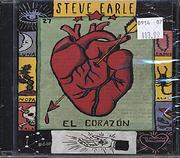 Steve Earle CD