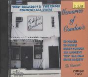 Red Balaban CD