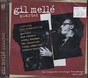 Gil Melle Quartet CD