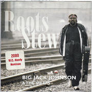 Big Jack Johnson And The Oilers CD