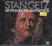 Stan Getz With European Friends CD