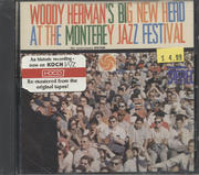 Woody Herman's CD