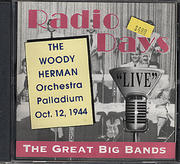 The Woody Herman Orchestra CD