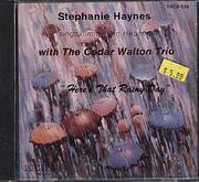 Stephanie Haynes with The Cedar Walton Trio CD