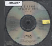 Big Bands Greatest Hits: Vol. 3 CD