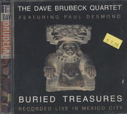 The Dave Brubeck Quartet CD