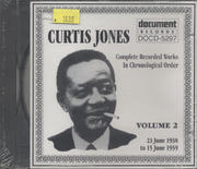 Curtis Jones CD