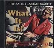 The Kahil El'Zabar Quartet CD