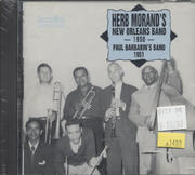 Herb Morand's New Orleans Band 1950 & Paul Barbarin's Band 1951 CD