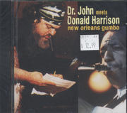 Dr. John Meets Donald Harrison CD