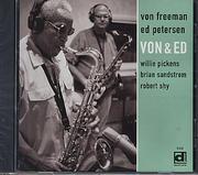 Von & Ed CD