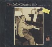 The Jodie Christian Trio CD