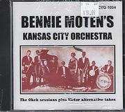 Bennie Moten's Kansas City Orchestra CD