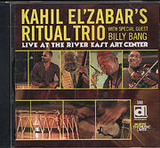 Kahil El'Zabar Trio CD