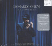 Leonard Cohen Box Set