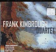 Frank Kimbrough Quartet CD