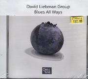 David Liebman Group CD