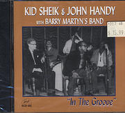 Kid Sheik & John Handy with Barry Martyn's Band CD