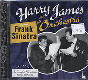 Harry James and his Orchestra ft. Frank Sinatra CD