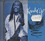Oliver Lake Steel Quartet CD