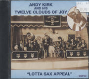 Andy Kirk And His Twelve Clouds Of Joy CD
