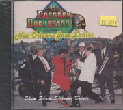 Edegran Orchestra and the New Orleans Jazz Ladies CD