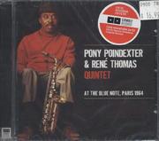 Pony Poindexter & Rene Thomas Quintet CD