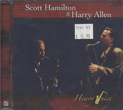 Scott Hamilton & Harry Allen CD