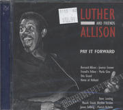 Luther Allison And Friends CD