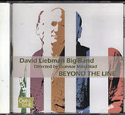 David Liebman Big Band CD
