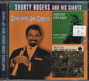 Shorty Rogers And His Giants CD