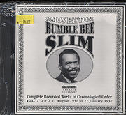 Bumble Bee Slim (Amos Easton) CD