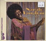 Sarah Vaughan CD