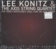 Lee Konitz & The Axis String Quartet CD