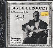 Big Bill Broonzy CD
