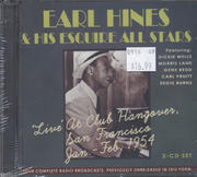 Earl Hines & His Esquire All Stars CD