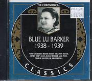 Blue Lu Baker CD