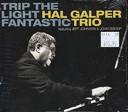 Hal Galper Trio CD