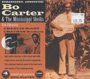 Bo Carter & The Mississippi Sheiks CD
