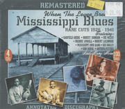 When The Levee Breaks: Mississippi Blues (Rare Cuts 1926-1941) CD