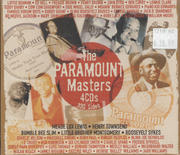 The Paramount Masters CD
