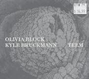 Olivia Block & Kyle Bruckmann CD