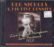 Red Nichols and His Five Pennies CD