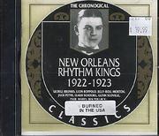 New Orleans Rhythm Kings CD