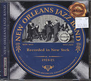 New Orleans Jazz Band CD