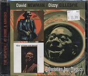 David Newman / Dizzy Gillespie CD