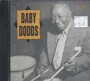 Baby Dodds CD