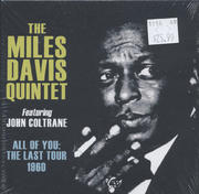 The Mile Davis Quintet CD