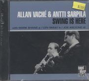 Allan Vache & Antti Sarpila CD