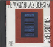 The Vanguard Jazz Orchestra CD